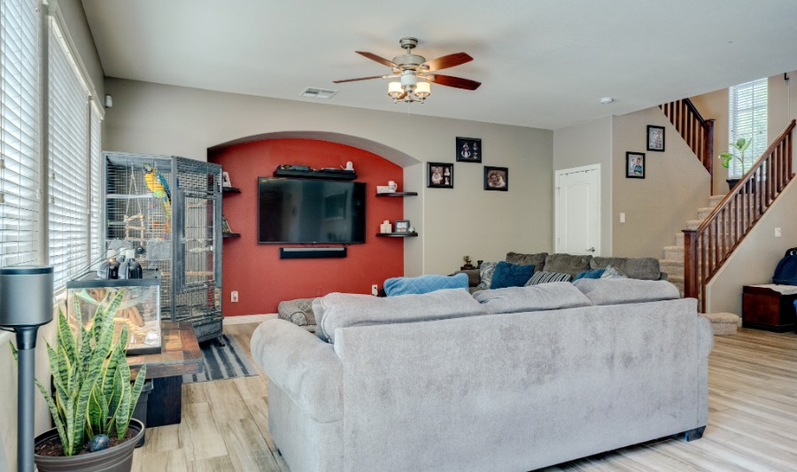 10482 Mulvaney  | Living  Rooms