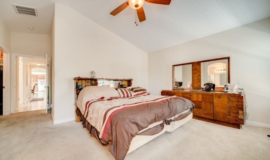 5387 Sand Dollar | Master Bedroom